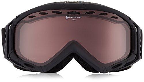 ski de Lunettes Turbo unique noir Alpina taille 5UH1nxHv