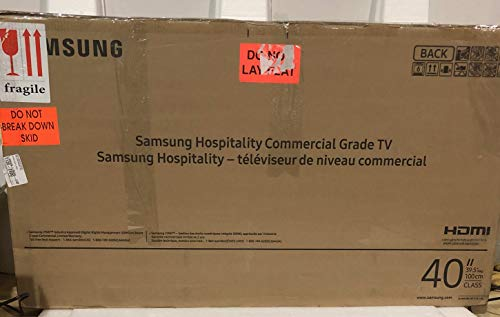 Samsung 40In Fhd Non-Smart Hospitality