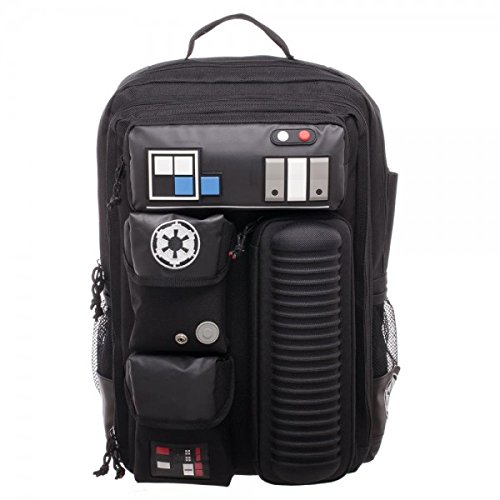 Star Wars Tie Fighter Pilot Suit Up Laptop Backpack (Star Wars Tie)
