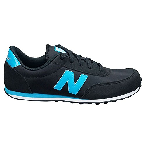 New Balance 410, Zapatillas Unisex Niños Azul-Blanco-Negro