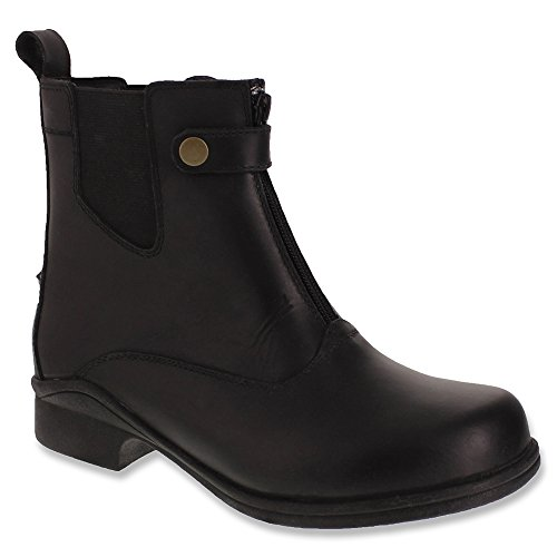 Boot Ankle Zipper Sanita Black Fashion Brittany Women's SzqxPwxvX
