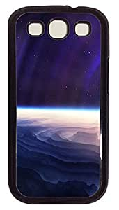 the best Samsung S3 cases Abstract Outer Space PC Black cover custom Samsung S3