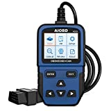 AIOBD 4009 OBD 2 Code Reader, Car Fault Error Code Scanner Auto Check