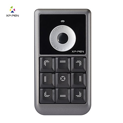 XP-PEN AC19 Shortcut Remote Express Keys Keyboard for Drawing Display and Drawing Tablet