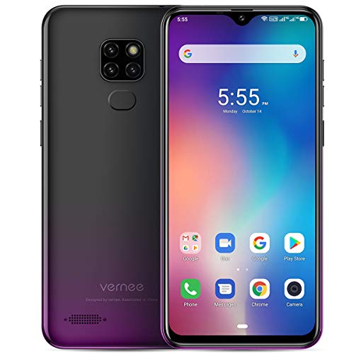 Vernee M7 (2019) Teléfono Móvil Libre Dual