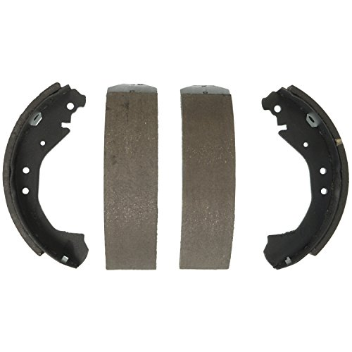 - Wagner Z675R Riveted Brake Shoe Set, Rear