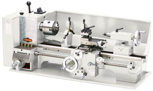 Shop Fox M1049 9-Inch by 19-Inch Bench - Gunsmith Lathe