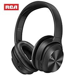 RCA, an American electronics company, founded as the Radio Corporation of America in 1919. Now Has more than a hundred years of history, has been a solid choice for consumer electronics products.Highlight Features Active Noise canceling (ANC)...