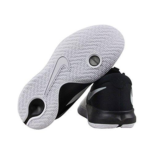 sale retailer 5e160 f1892 ... Nike Menns Zoom Assersion Basketball Sko Sort   Hvitt