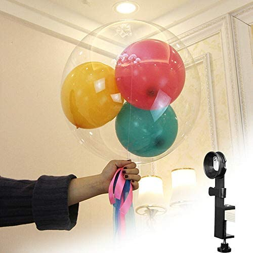 Balloons Inside Expander With Electric Pump Festival Wedding Party Decoration