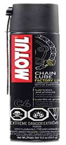 Motul Factory Line Chain Lube - 9.3oz. 1 - Chain Lube Factory Line Shopping Results