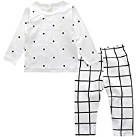 Kids Girls Pajamas Sets Baby Boys Sleepwear Clothing Pijama