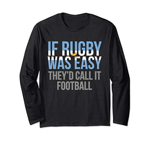 - Funny Argentina Rugby - Argentine Rugby Long Sleeve T-Shirt