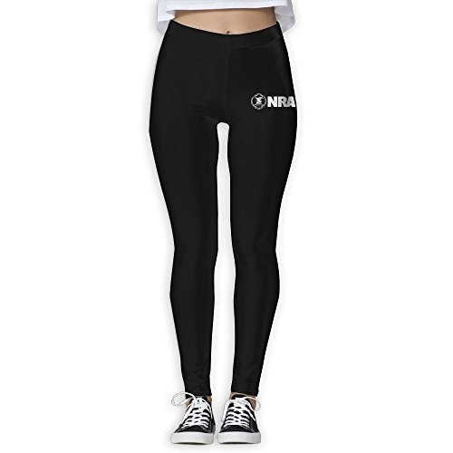 Price comparison product image LKJAS SSD Women's Tights Pants - NRA National Rifle Association
