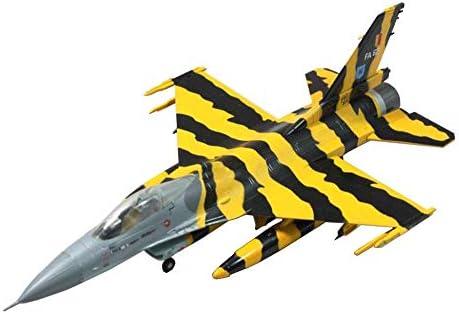 1/72スケールボンバーモデル、軍ドイツ空軍のF-16戦闘機翼のエースモデル、アダルトグッズとギフト