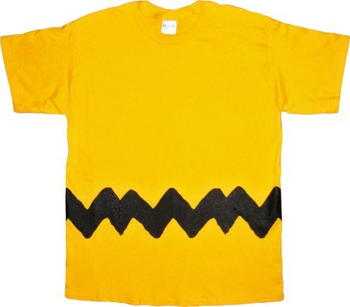 Peanuts Charlie Brown Costume T-Shirt by Peanuts