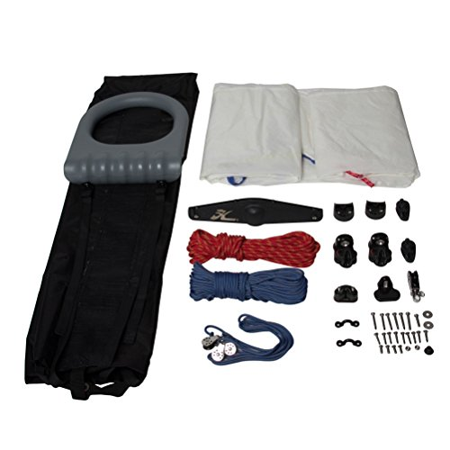 - Hobie Mirage Spinnaker Sail Kit Adventure Island - 72020350
