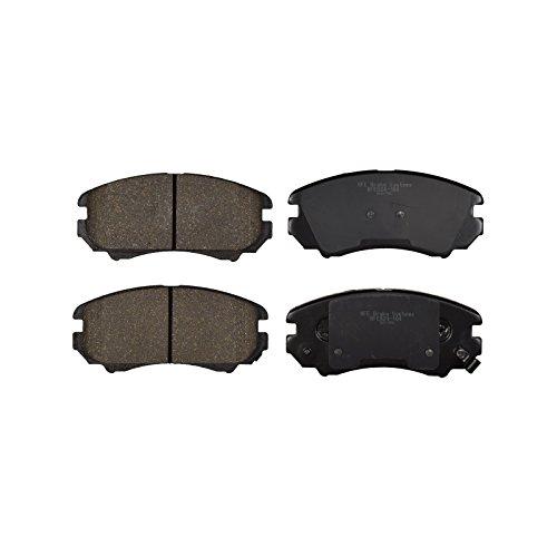 KFE Ultra Quiet Advanced KFE924-104 Premium Ceramic FRONT Brake Pad Set ()