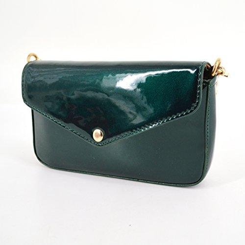Soft Meliya Bag PU Purse Dark Bag Card Clutch Cross Green Coin Messenger Change for Shoulder Leather Holder body Women Bag Fashion Handbag xqTBw8rx