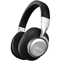 BÖHM Wireless Bluetooth Over Ear Cushioned Headphones with Active Noise Cancelling - B76