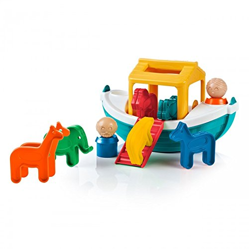 Tupperware TupperToys Noah's Ark Boat with Animals by Tupperware (Image #1)