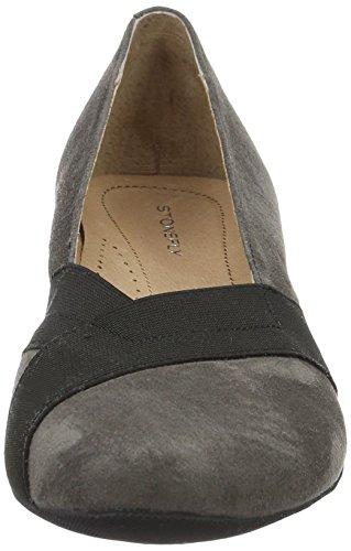 1 Marrn Para Stonefly Zapatos Emily Mujer Tacn De 0rqBX5RwB
