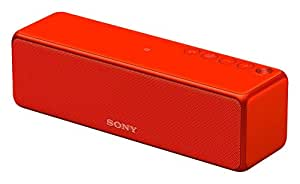 "SONY Wireless Portable Speaker ""h.ear go"" SRS-HG1-R (Sinabar Red)【Japan Domestic genuine products】【Ships from JAPAN】"