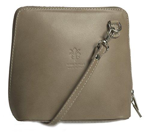 Big Handbag Shop, Borsa a tracolla donna One Khaki