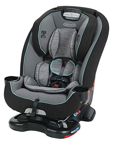 Graco Recline N' Ride 3-in-1 Car Seat Featuring On The Go Recline, Lucas