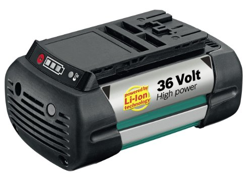Bosch 36 V/2.6 Ah High- Power lithium-ion battery - Bosch Garden