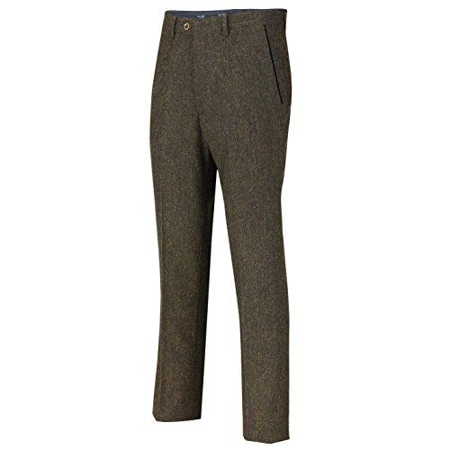 Blu Misto Gilet nbsp;tuta brown Blazer Separatamente Venduto 3 Pantaloni Tweed Trouser Uomo Lana Xposed aHfqFR
