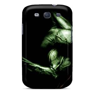 Awesome Design Hulks Arm Hard Case Cover For Galaxy S3
