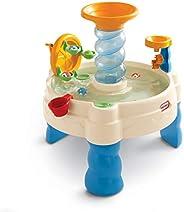 Little Tikes Spiralin' Seas Waterpark Play Table, Multic