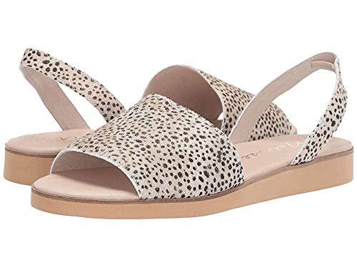 Matisse Women's Easy Flat Sandal Dalmation Cowhair 9 M US