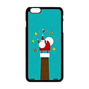Lovely Senta Claus Creative Cell Phone Case For Iphone 6 Plaus wangjiang maoyi