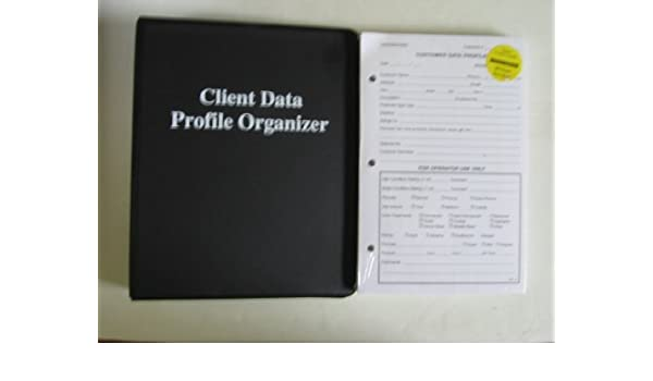 80 Count 391 Diane Fromm Stylist Client Data Refill Cards Personal Organizer Refill