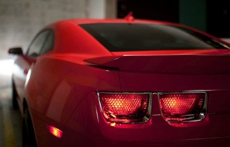 Unpainted Primer Chevrolet Camaro Spoiler 2010-2013 Factory ZL1 Style