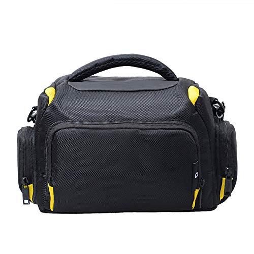 Bolsa de camara Mochila de cámara réflex digital liviana resistente al agua Bolso multipropósito de nylon para Canon Nikon...