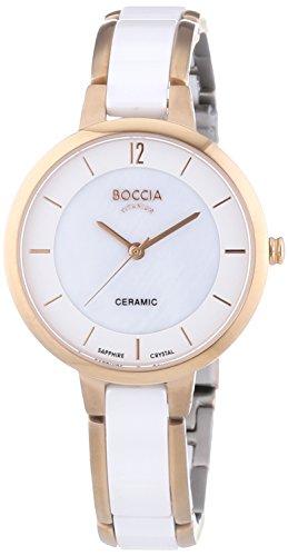 Boccia Women's Watch(Model: B3236-03)