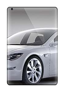 Hot Tpu Cover Case For Ipad/ Mini/mini 2 Case Cover Skin - Tesla Model S 10