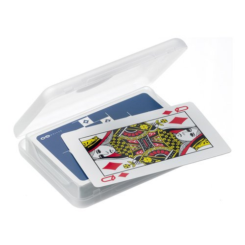 Design Go Travel Plastic WaterProof Playing Cards by DESIGN GO