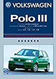 Volkswagen Polo III: Professionalnoe rukovodstvo po remontu. S 1994 po 2001 gody