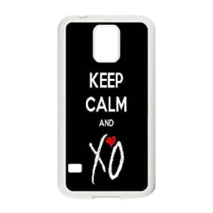 Unique Phone Case Design 20PBR&B,The Weeknd Series- For Samsung Galaxy S5