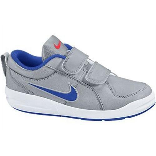 Nike Pico 4 (PSV) - Zapatillas para niño, Color Gris/Azul / Blanco, Talla 28: Amazon.es: Zapatos y complementos