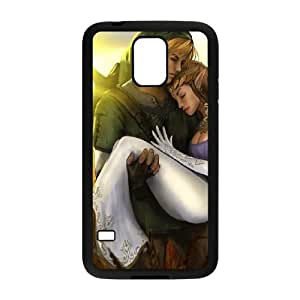 Samsung Galaxy S5 Cell Phone Case Black The Legend of Zelda BNY_6779305