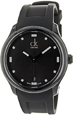 Calvin Klein Watches K2V214D1 BLACK BLACK
