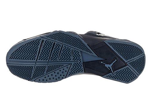 Hombre Jordan True Flight baloncesto zapatos Obsidian/Ocean Fog