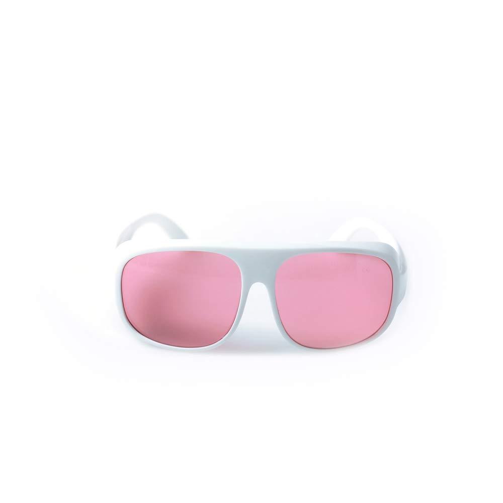 755nm 808nm 52# Gafas de protección láser Gafas semiconductoras de protección láser