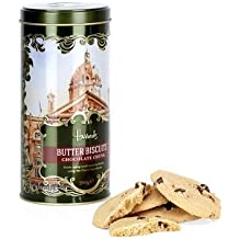 Harrods Heritage Chocolate Chunk Biscuit Tin (200g)