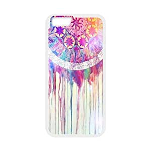 "ALICASE Diy Hard Shell Cover Case Of Dream Catcher for iPhone 6 Plus (5.5"") [Pattern-1]"